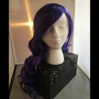 Rarity cosplay wig