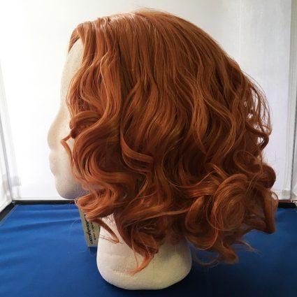 Haru cosplay wig side view