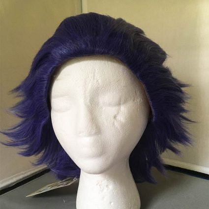 Shinso cosplay wig