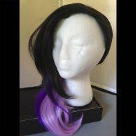 Sombra cosplay wig