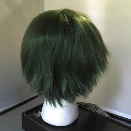 Midorima wig back view