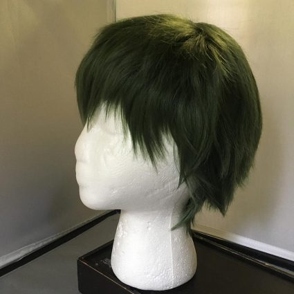 Midorima wig side view