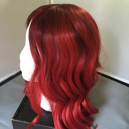 Alya wig side view