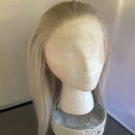 Geralt cosplay wig