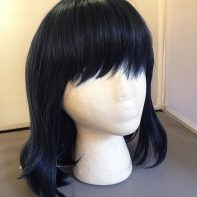Jester cosplay wig