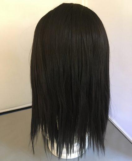 Loki wig back view