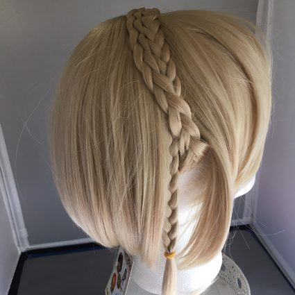 Lunafreya base wig side