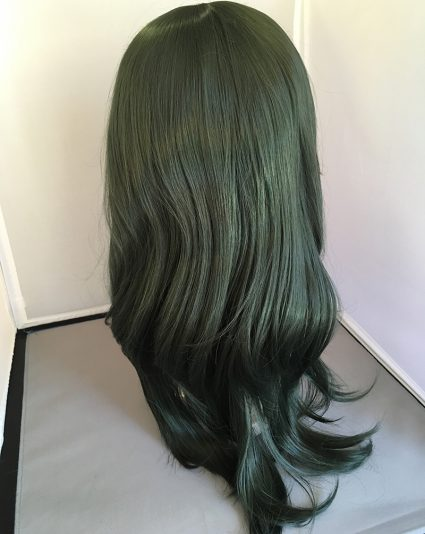 Nott wig back view