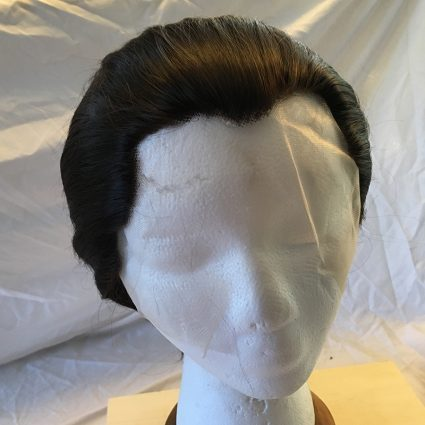 Connor Wig Front View