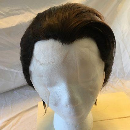 Connor Wig Hair Fluffed