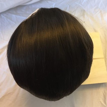 Connor Wig Top View