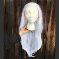 Drow Lacefront Cosplay Wig