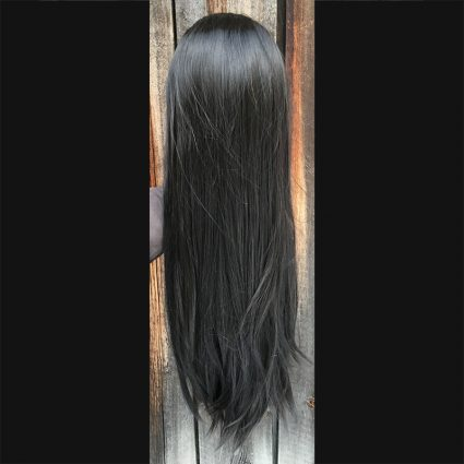 Vax cosplay wig back view