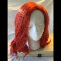 Mera cosplay wig