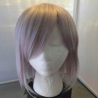 Mash cosplay wig