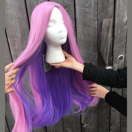 Angella wig interior