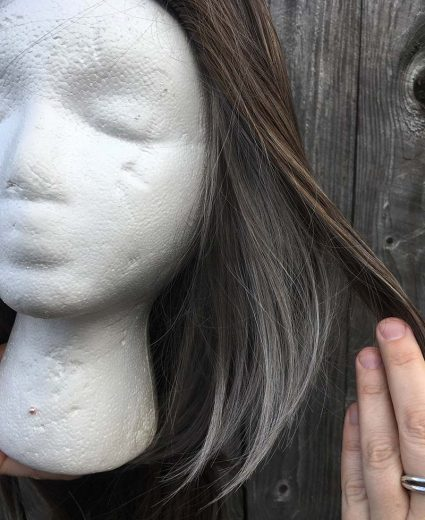 Catra wig closeup