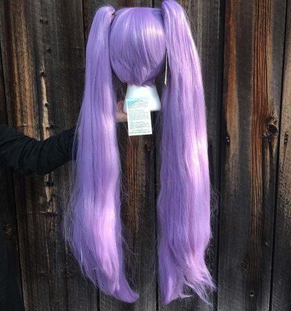 Entrapta wig back