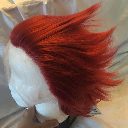 Kirishima cosplay wig
