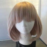 soft cosplay wig