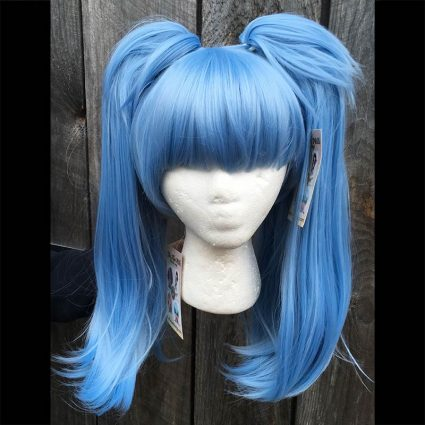 Lily cosplay wig