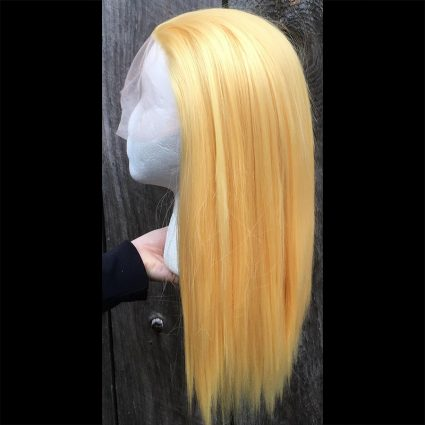 Yagi cosplay wig side view