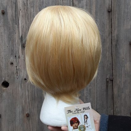 Yosh! cosplay wig back view