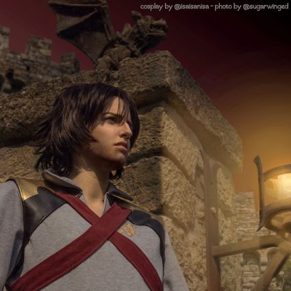 Trevor Belmont cosplay by @isaisanisa