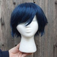 Intergalactic cosplay wig