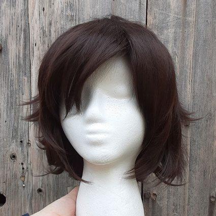Mecha cosplay wig