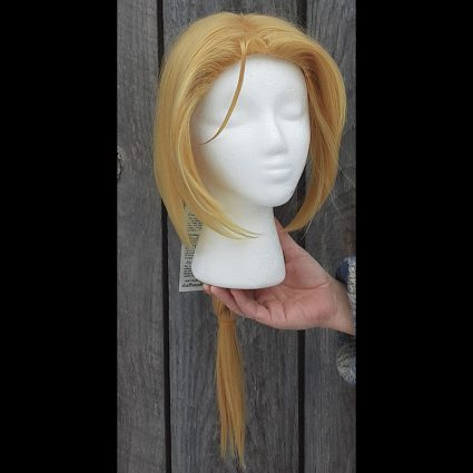 Abbreviated Alchemical cosplay wig