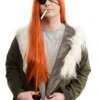 Badou cosplay wig