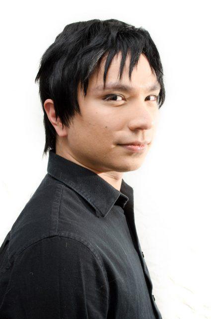 Tadashi Hamada cosplay wig front view