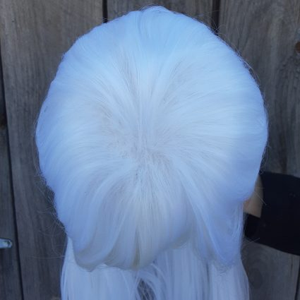 Heaven Snow cosplay wig top view