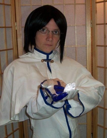 Ishida cosplay wig
