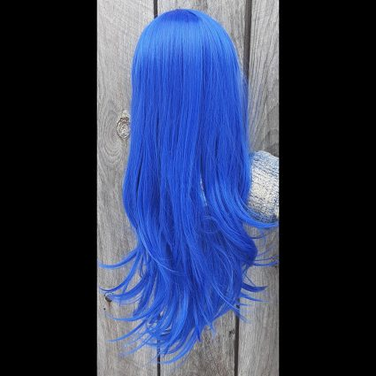 Lucky Gamer cosplay wig back view
