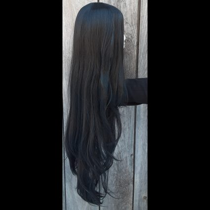 Midnight Ring cosplay wig side view