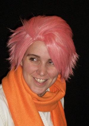 Ryuu Zaou cosplay wig