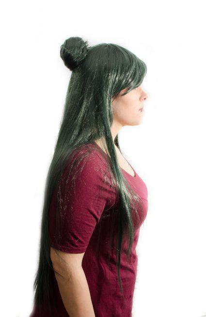 Sailor Pluto cosplay wig