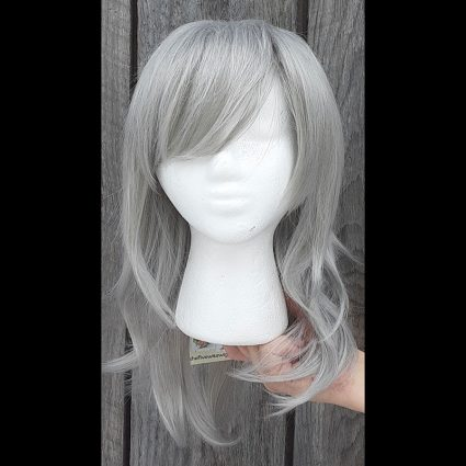 Shadowed Hero cosplay wig