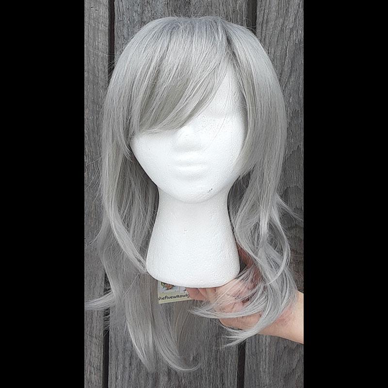 Shadowed Hero cosplay wig