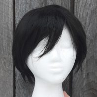 Smoldering Antihero cosplay wig