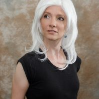Bakura cosplay wig
