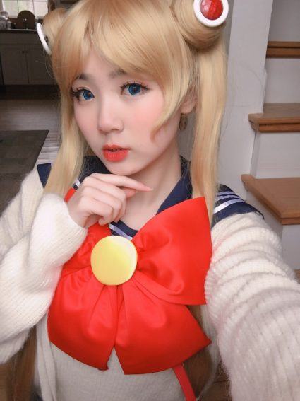Usagi cosplay by Yumi Neneko