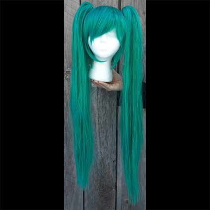 Vocal Star cosplay wig