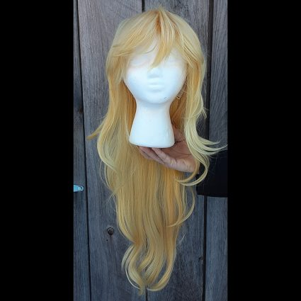What The cosplay wig