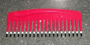 Wig comb