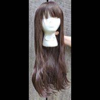 d.Va cosplay wig