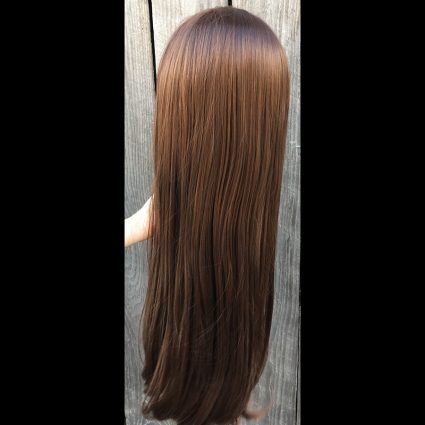 Hiyori cosplay wig back view