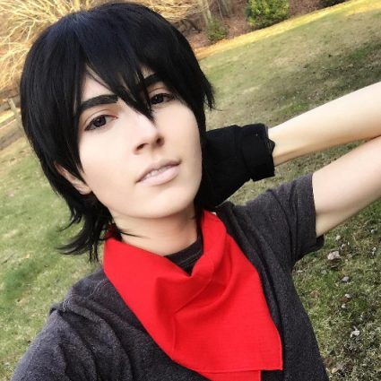 Keith cosplay by TheAlchemicFox